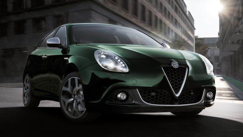Alfa Romeo completes Giulitta hatchback production